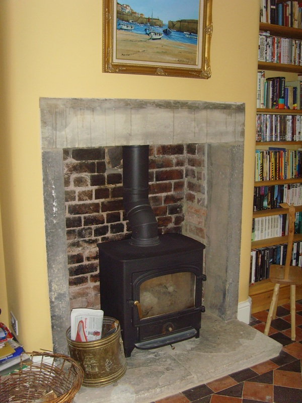 Derbyshire wood stove